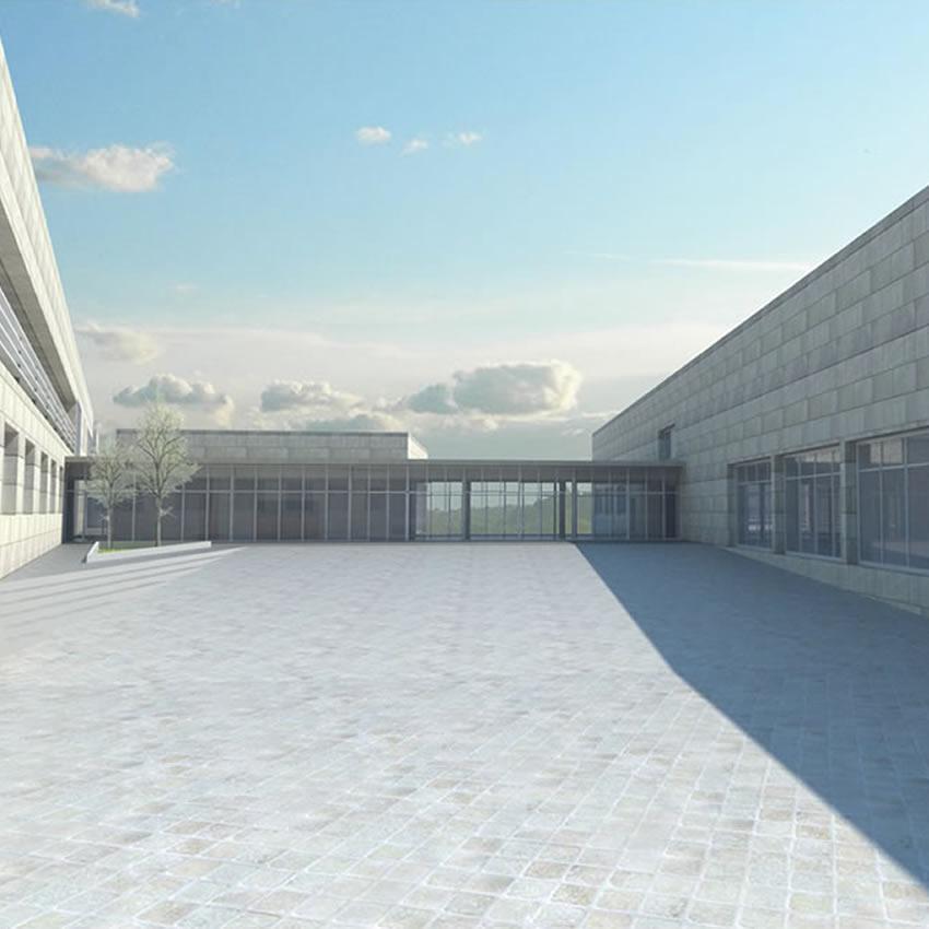 Centro de Investigación e Innovación de la Construcción en Cáceres